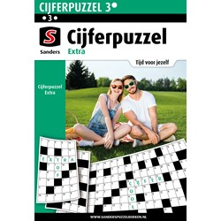 Cijferpuzzels Extra Jaarabonnement Cijferpuzzels Extra Met 25