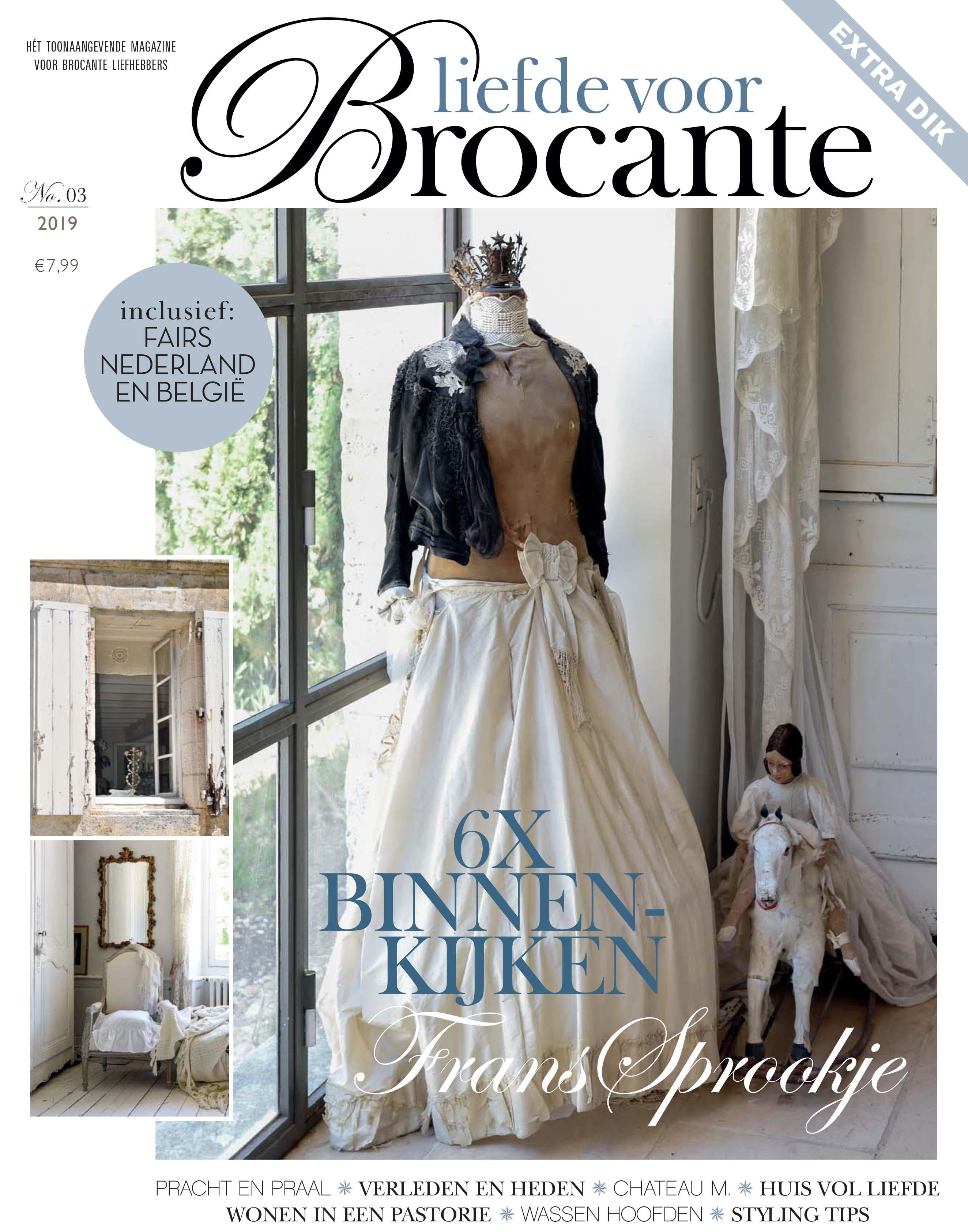 Liefde voor Brocante