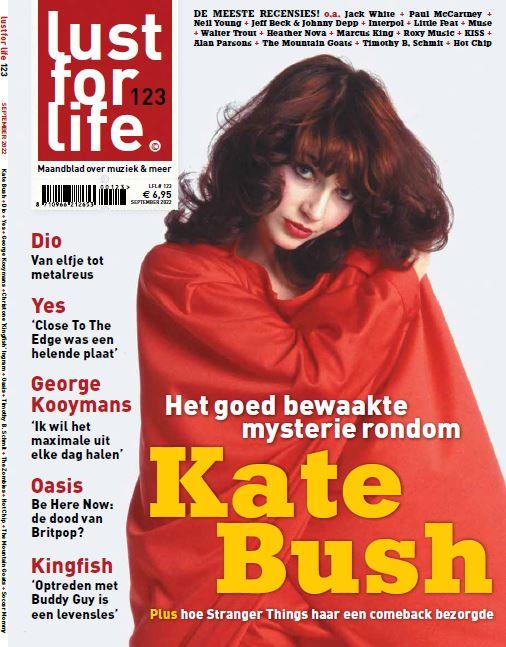 Revolvers Lust For Life Magazine