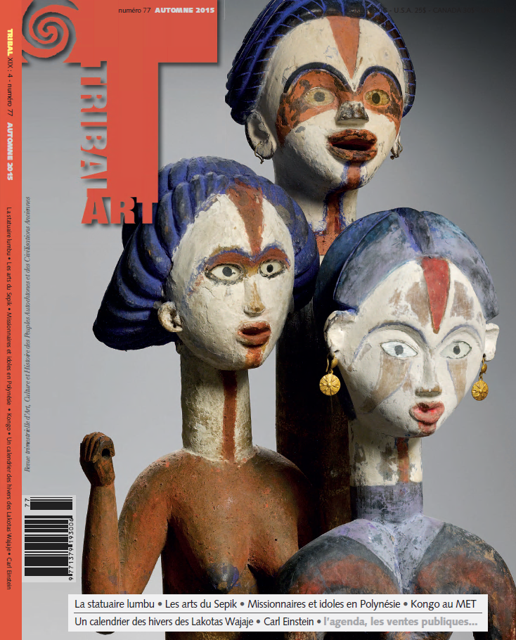 Tribal Art Magazine (FR)