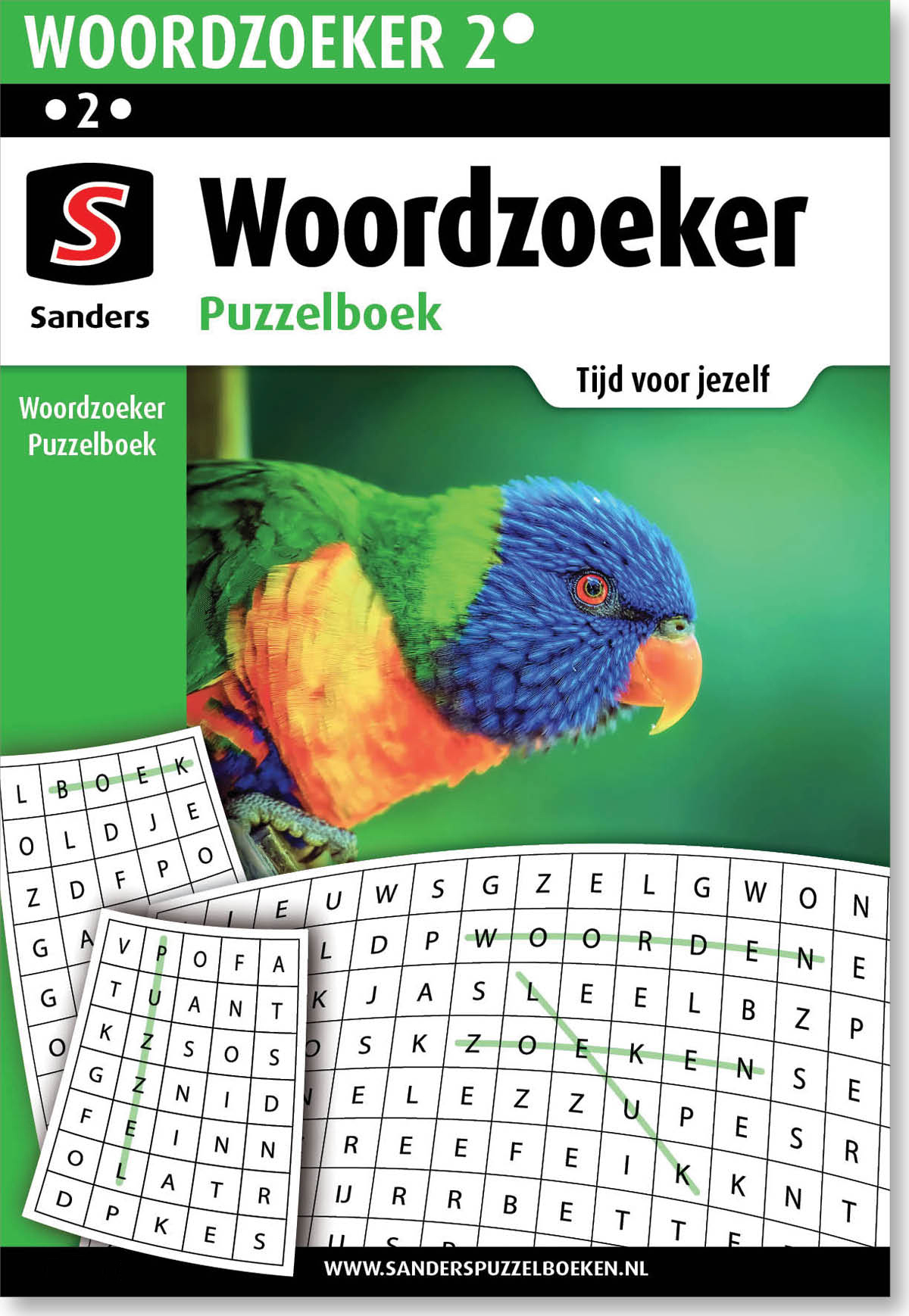 Woordzoeker Voordeel Puzzelboek